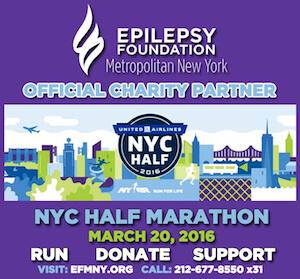 Team EFMNY - NYC Half Marathon