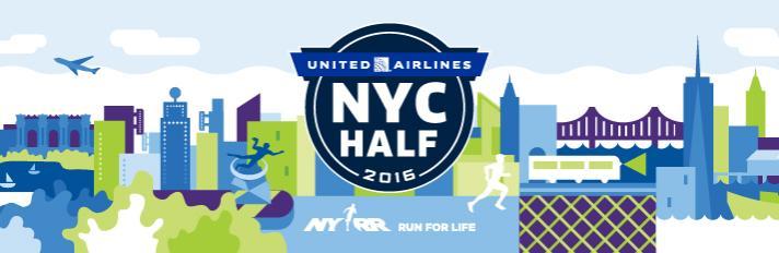 NYC Half Marathon 2016 - EFMNY